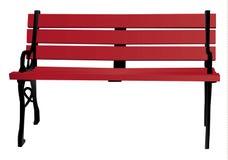 Основной красный стенд иллюстрация штока