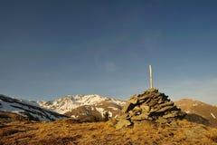 основной этап работ pyrenees Стоковое фото RF