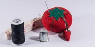 Основные шить инструменты Стоковые Фото