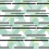 Seamless geometric pattern. royalty free illustration