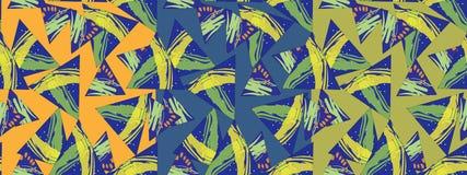 Bright pattern. stock illustration