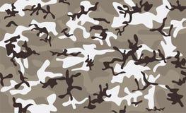 Camouflage pattern background stock illustration