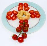 Особенно итальянская еда пальца Стоковое Фото