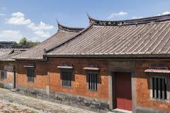 Особняк и сад семьи Lin Бен-юаней визируют взгляд Стоковая Фотография RF