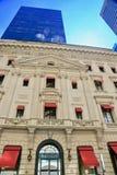 Особняк Cartier в Нью-Йорке Стоковые Фотографии RF