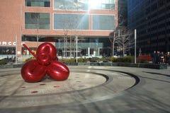 Оставшийся в живых площади 11-ое сентября Стоковое Изображение RF
