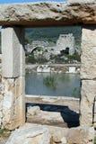 остает римским Стоковое Фото