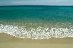 остальные свободы пляжа стоковое фото rf