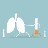 Остановите курить Стоковая Фотография RF