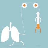 Остановите курить Стоковые Фото