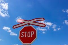 Остановите небо Стоковые Фотографии RF
