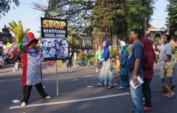 Остановите расправу против детей Стоковая Фотография RF