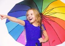 Останьтесь положительный хотя сезон дождя осени Яркий аксессуар на осень Идеи как выдержите пасмурный день осени o стоковое изображение rf