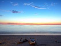 Остатки восхода солнца Стоковое фото RF