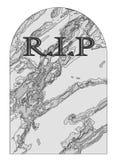 Остатки в могильном камне мира Стоковое Фото