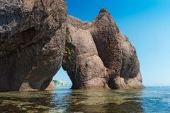 Остатки в названном заливе Dubovay Стоковое Фото