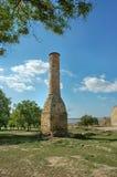 Остатки крепости Akkerman стоковое изображение