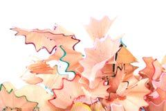 остальнои crayons цвета Стоковые Изображения
