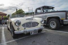 Остин 1960 Healey 3000 Стоковое Фото