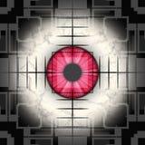 острая стрельба Стоковые Изображения RF
