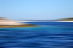 Острова в море Стоковое Изображение