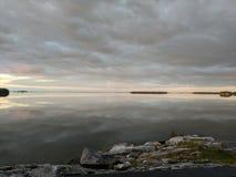Острова в небе Стоковое Изображение