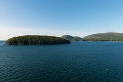 Острова залива француза Стоковая Фотография RF