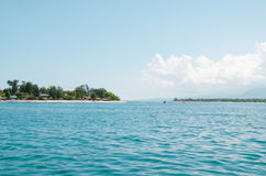 Острова Индонезия - изображение запаса Стоковые Фото