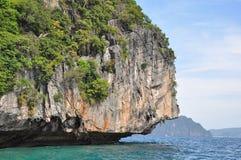 Острова и seascape Стоковая Фотография