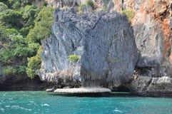 Острова и seascape Стоковые Изображения