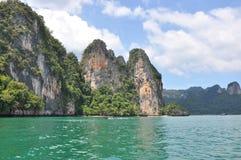 Острова и seascape Стоковое Изображение RF