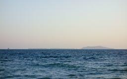 Острова канала, южная Калифорния Стоковые Изображения RF