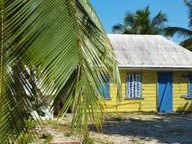 острова Кеймана домашние традиционные Стоковые Фото