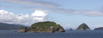 Острова Костарика стоковая фотография