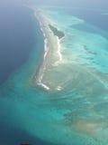 острова Мальдивы Стоковое фото RF