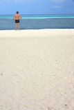 острова Мальдивы Стоковые Фото