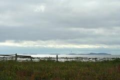 острова на горизонте, живая природа северная Стоковые Изображения