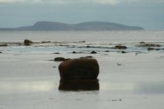 острова на горизонте, живая природа северная Стоковые Фото