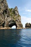 острова Новая Зеландия залива Стоковые Фотографии RF