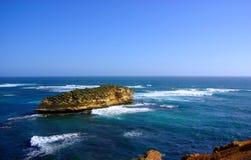 острова острова залива Стоковые Изображения