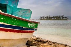 острова Панама san blas стоковое фото