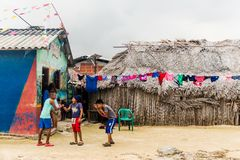 острова Панама san blas стоковое фото rf