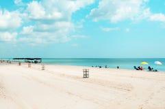 острова пляжа солнечные Стоковые Фото