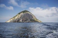 Острова Рио-де-Жанейро - Ilha das Palmas Стоковое Фото