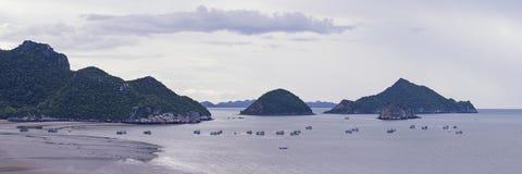 Острова Таиланда Стоковое Изображение RF