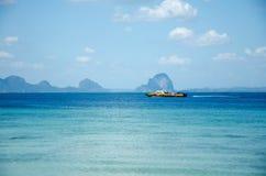 Острова Таиланд Hai Koh Стоковые Фотографии RF