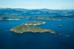 острова тропические Стоковые Изображения