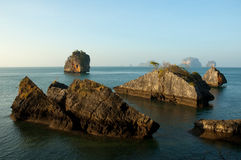 острова Стоковая Фотография RF