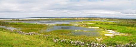 острова aran Стоковое Изображение RF