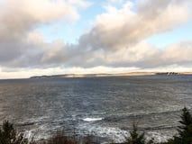 Острова Copeland в декабре стоковые изображения rf